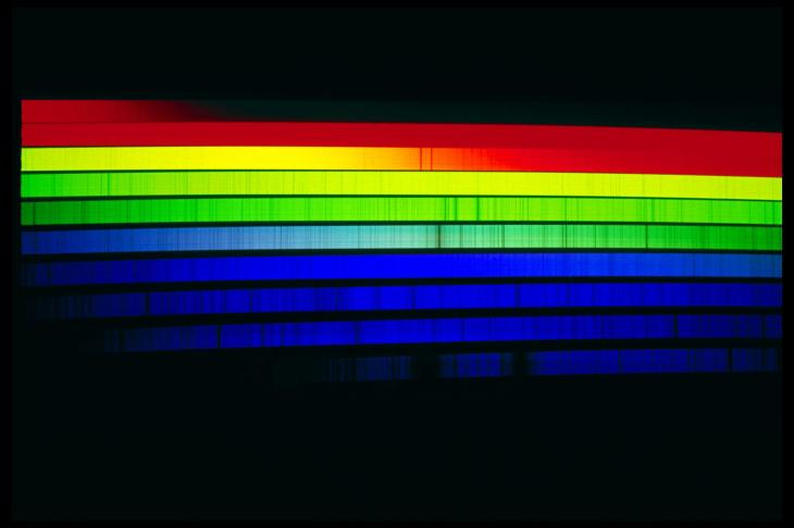 Visble Light Spectrum